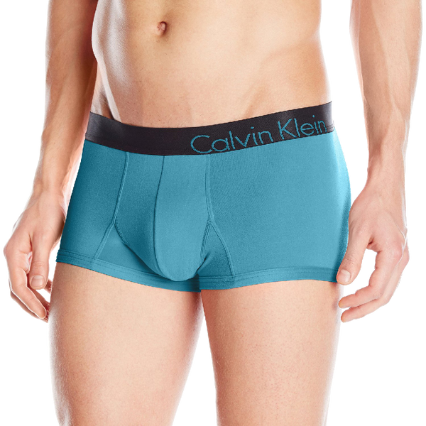 Calvin Klein Men's Bold Micro Low Rise Trunk