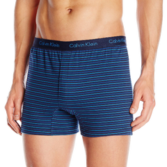 Calvin Klein Men's Boxer Matrix Knit Slim Fit Boxer