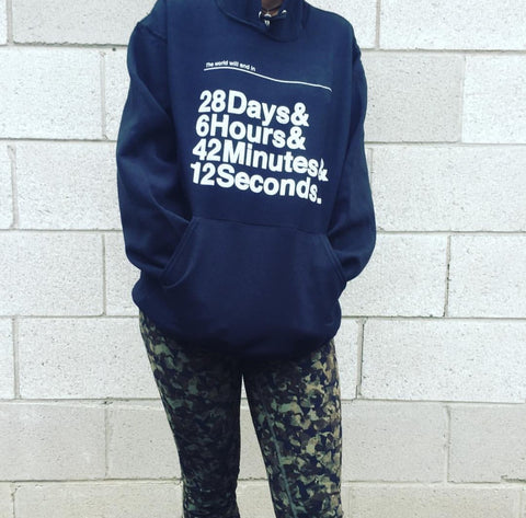 28 Days 'Donnie Darko' Hoodie
