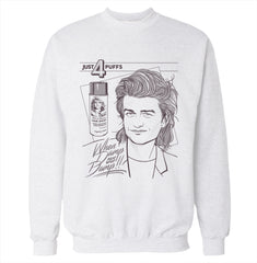 4 Puffs 'Stranger Things' Sweatshirt