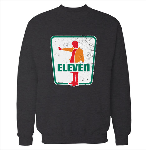 7-11 'Stranger Things' Sweatshirt
