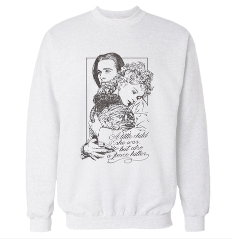 A Fierce Killer 'Interview with the Vampire' Sweatshirt