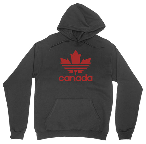 Canada Is All In Hoodie
