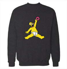 Air Homer 'The Simpsons' Sweatshirt