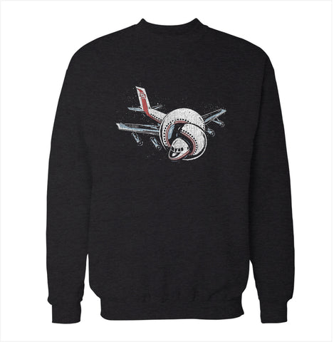 Airplane Retro 'Airplane' Sweatshirt