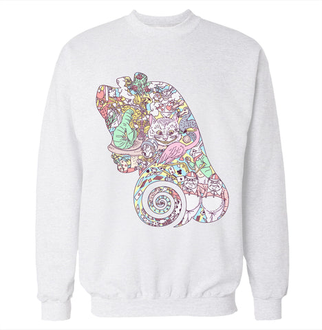 Alice's Adventures in Wonderland Sweatshirt