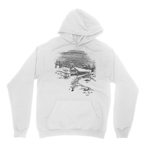 Allison Reynolds Art 'The Breakfast Club' Hoodie