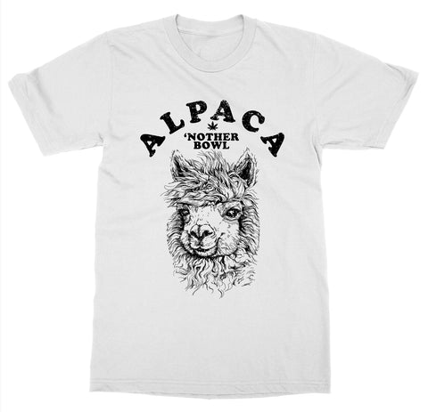 Alpaca Bowl T-Shirt