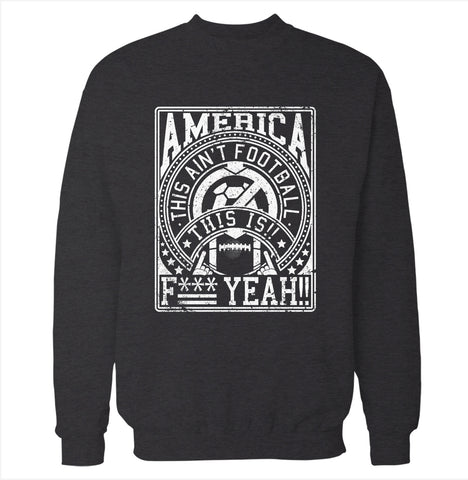 American Football 'Football' Sweatshirt