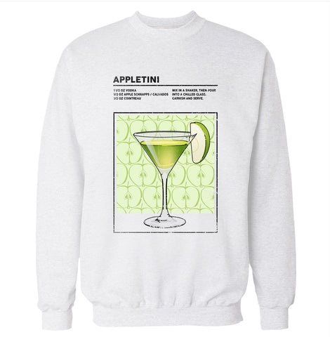 Appletini Sweatshirt