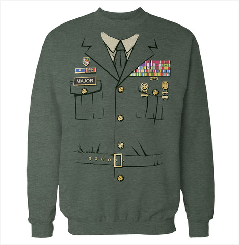 Army Soldier Costume Sweatshirt