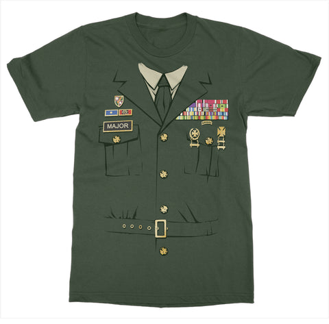 Army Soldier Costume T-Shirt