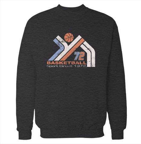 B-Ball Circuit '72 'Basketball' Sweatshirt
