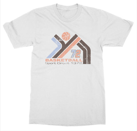 B-Ball Circuit '72 'Basketball' T-Shirt