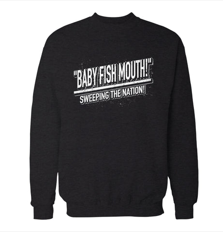 Baby Fish Mouth 'When Harry Met Sally' Sweatshirt