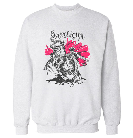 Barcelona, Spain 'Matador' Sweatshirt