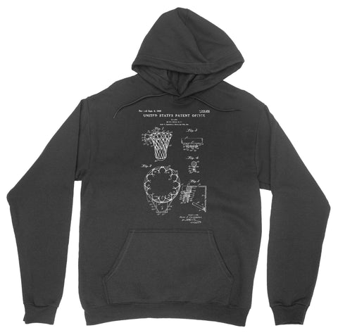 Basketball Patent Hoodie