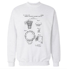 Basketball Patent Sweatshirt