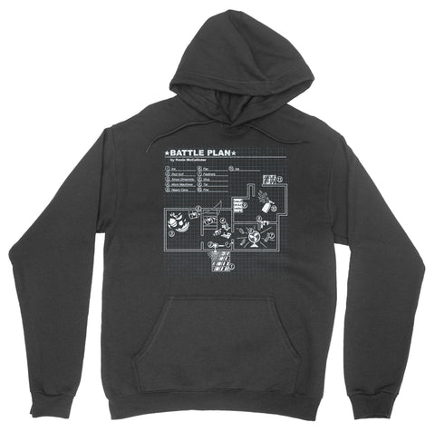 Battle Plan 'Home Alone' Hoodie