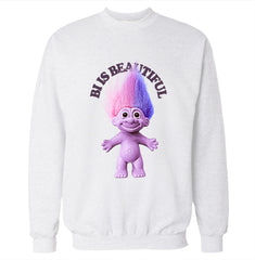 Bi Is Beautiful Sweatshirt