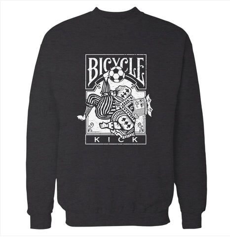 Bicycle Kick 'Soccer' Sweatshirt