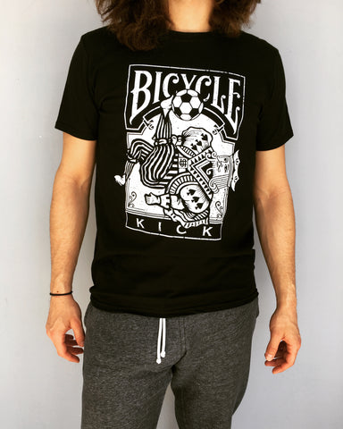 Bicycle Kick 'Soccer' T-Shirt