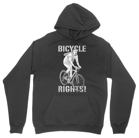 Bicycle Rights 'Biking' Hoodie