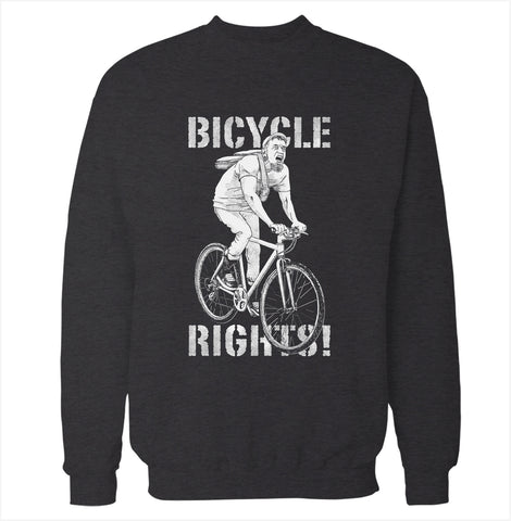Bicycle Rights 'Biking' Sweatshirt