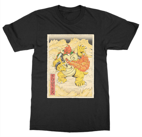 Bowser 'Super Mario Bros' T-Shirt