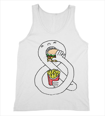 Burger and Fries Tank