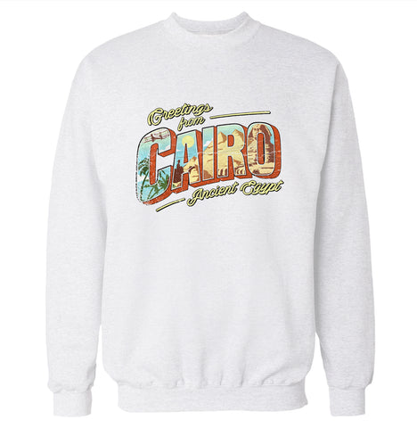 Cairo 'Ancient Egypt' Sweatshirt