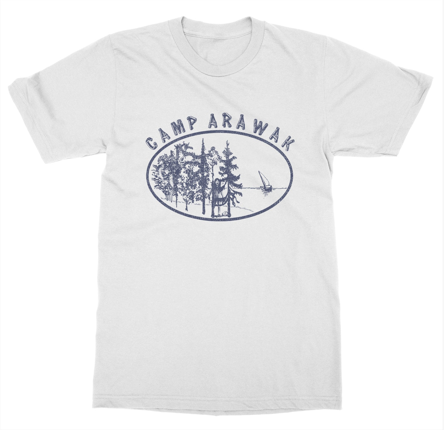 6bb7a1d1c112 Camp Arawak  Sleepaway Camp  T-Shirt – Fun Times Tees