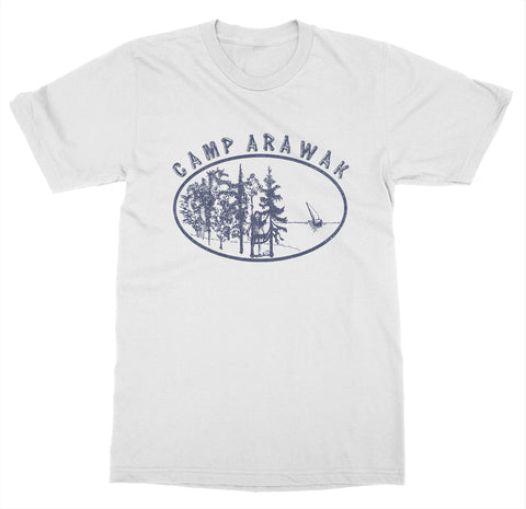Camp Arawak 'Sleepaway Camp' T-Shirt