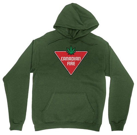 Canadian Fire Hoodie