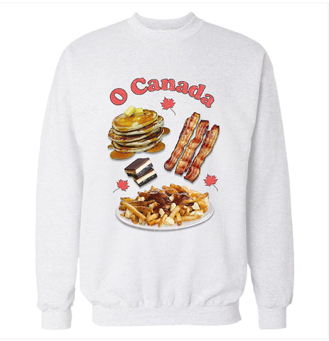 Canadian Foods Sweatshirt