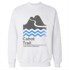 Cape Breton Highlands, Nova Scotia Sweatshirt