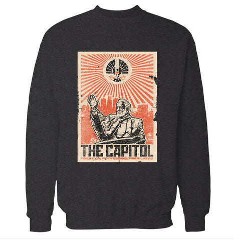 The Capitol 'Hunger Games' Sweatshirt