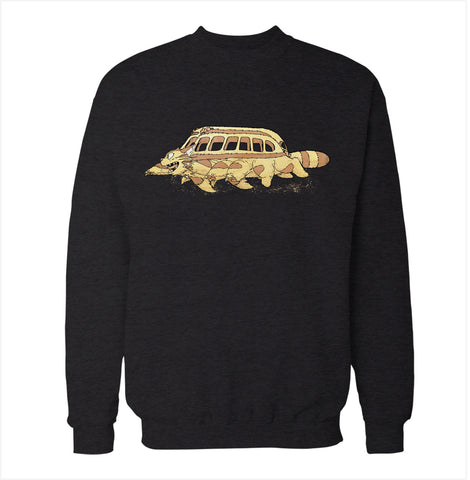 Cat Bus 'My Neighbor Totoro' Sweatshirt