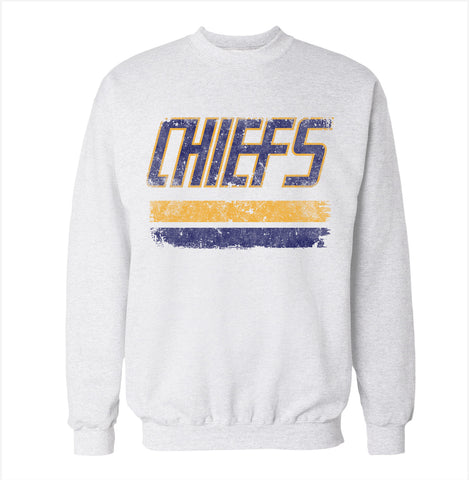 Chiefs Retro 'Slap Shot' Sweatshirt