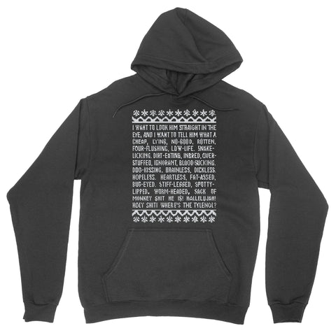 Clark Tirade 'National Lampoon's Christmas Vacation' Hoodie