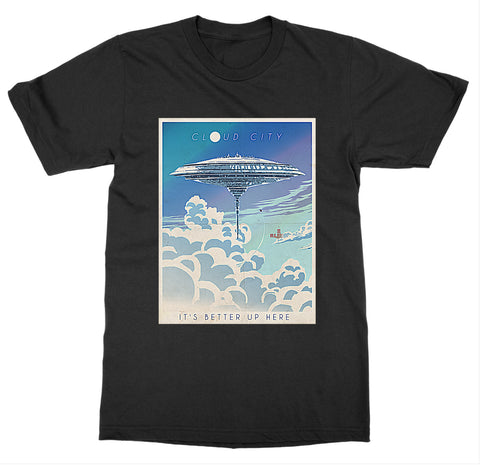 Cloud City 'Star Wars' T-Shirt