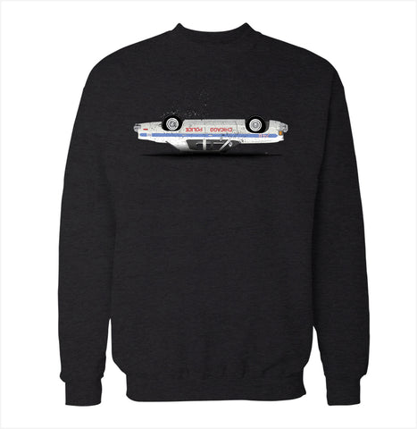 Cop Car 'Blues Brothers' Sweatshirt