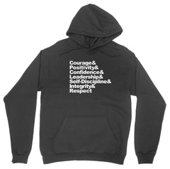 Courage 'Martial Arts' Hoodie