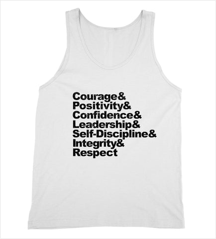 Courage 'Martial Arts' Tank