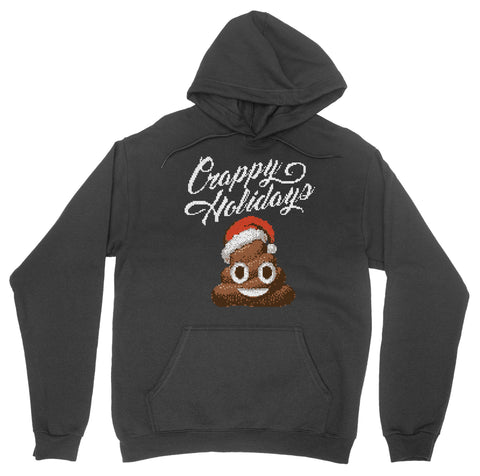 Crappy Holidays Hoodie