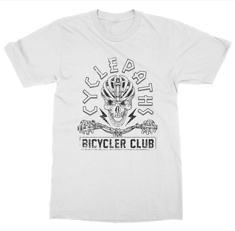Cyclepaths 'Biking' T-Shirt