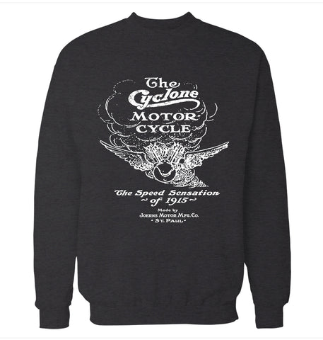 The Cyclone Motorcycle Sweatshirt