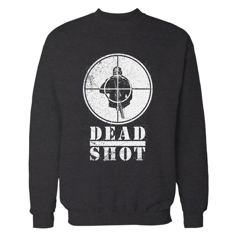 Deadshot Public Enemy 'Suicide Squad' Sweatshirt