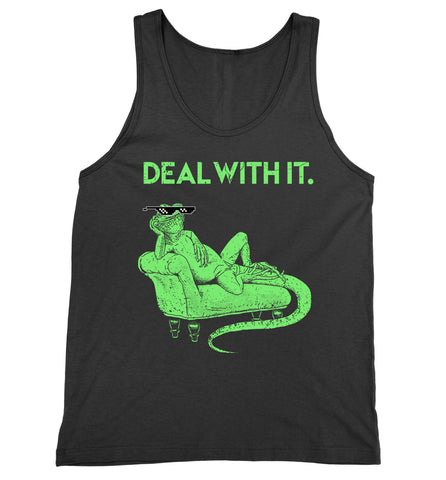 Deal with it Lizard Tank
