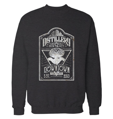 Distillery District, Toronto Sweatshirt